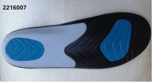 Adults′ Unisex Diabetic Insole Breathable Insole Orthotic Insole (2216007) pictures & photos