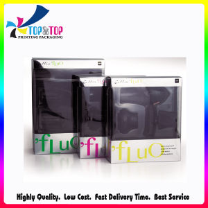 Glossy Silver Card Paper Box for Skin Care pictures & photos