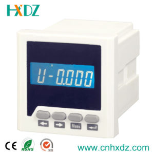 2015 New LCD Digital Kwh Panel Meter Single Phase pictures & photos