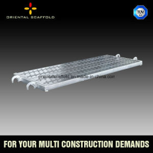 Scaffolding Working Platform Steel Plank pictures & photos