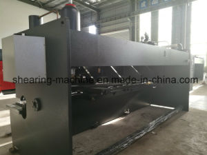 QC11y Metal Sheet Guillotine Shearing Machine pictures & photos