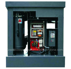 11kw/15HP Energy Saving Combined Screw Air Compressor with Tank & Dryer pictures & photos