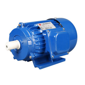 Y Series Three-Phase Asynchronous Motor Y-90s-4 1.1kw/1.5HP pictures & photos