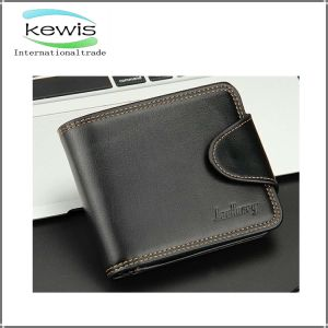 Top Quality Classic Design Custom Logo Wallet for Men pictures & photos