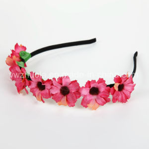High Quality Sun Flower Headband for Hair Decoration
