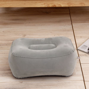 Outdoor or Indoor PVC or TPU Inflatable Foot Rest Pillow pictures & photos