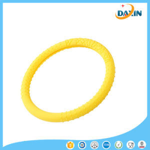 Soft Silicone Car Steering Wheel Cover Anti-Slip Breathable Four Seasons General pictures & photos