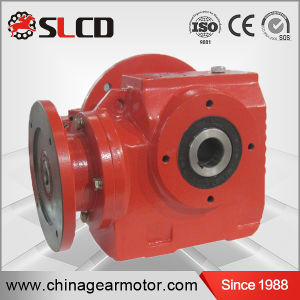 S Series High Efficiency Hollow Shaft Helical Worm Gearbox pictures & photos