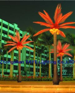 Yaye 18 Best Sell Ce/RoHS Outdoor IP65 LED Coconut Tree Lights with 2 Years Warranty pictures & photos