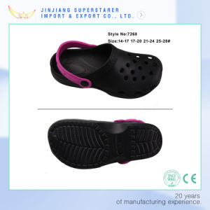 Fashion EVA Kids Clog, Summer Footwear Slipper Shoes pictures & photos