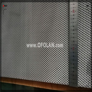 Titanium Diamond Mesh for Desalination Filter pictures & photos