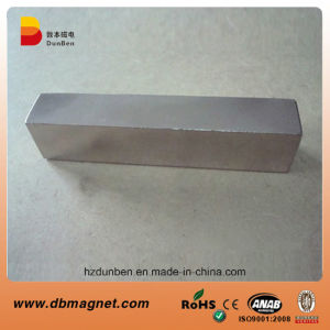 Custom Size Super Strong Permanent NdFeB Block Magnet pictures & photos