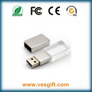 Excellent Gift Crystal USB Pendrive 1GB 2GB 4GB 8GB 16GB pictures & photos