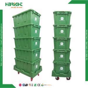 Plastic Storage Turnover Logistic Box pictures & photos