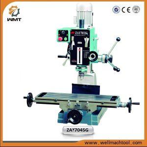 Round Column Gear Head Milling and Drilling Machine Zay7032g Bench Machinery pictures & photos