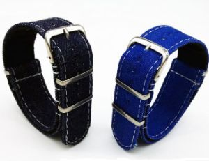 Hot Selling Factory Price Jean Watch Strap pictures & photos