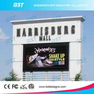 P10 Outdoor Full Color LED Display Billboard pictures & photos