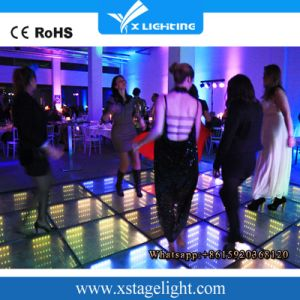 3D Mirror Dancing Panel LED Dance Floor pictures & photos