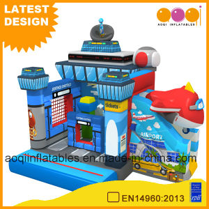 Airport Combo Inflatable Toys (AQ01767) pictures & photos