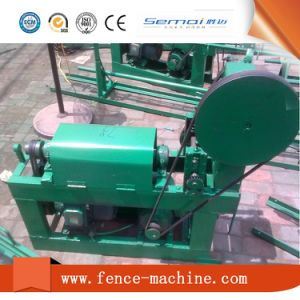 Automatic Steel Wire Straightening and Cutting Machine pictures & photos
