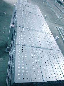 Scaffolding Steel Infill Plank pictures & photos