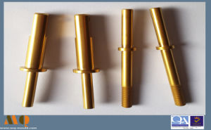 Precision Custom CNC Turning Part, CNC Turned Brass Parts pictures & photos