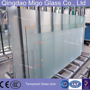 6mm 8mm Toughened / Tempered Glass for Shower Doors/ Enclosures /Screens pictures & photos