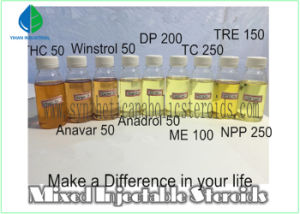 Yellow Oil Liquid Injectable Anabolic EQ Equipoise Boldenone Undecylenate Steroids Bu300 pictures & photos