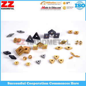 Cemented Carbide Indexable Inserts for Aluminium pictures & photos