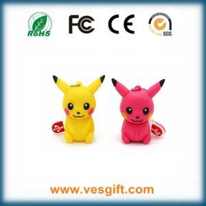Pendrive Gadget PVC Cartoon USB Flash Drive pictures & photos