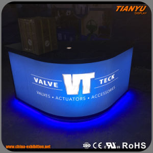 Aluminum Fabric Promotion Display Stand pictures & photos