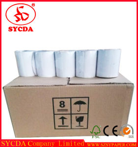 Pure Pulp Thermal Tax Paper Roll China Cheapest Price pictures & photos