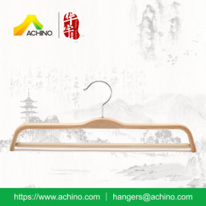 Wooden Laminated Hangers with Metal Hook pictures & photos