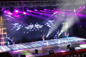 Outdoor Rental LED Display P3.91 Cabinet for LED Video Wall pictures & photos