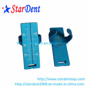 Dental Root Canal Endo Measuring Ruler of Dental Instrument pictures & photos