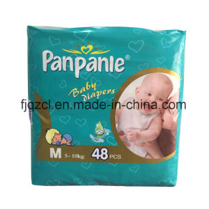 China Good Price Economic Disposable Diapers for Baby Group Age pictures & photos