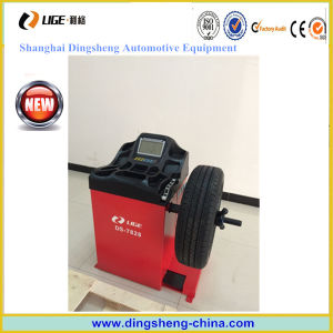 Tire Balancing Machine, Precision Balance with Ce Certificate Ds-7100 pictures & photos
