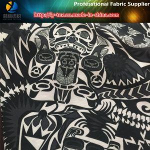 Polyester Spandex Printing Fabric for Men Board Shorts pictures & photos