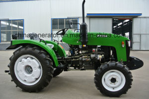 Suyuan Sy-264 4WD Agricultural Farm Wheeled Tractor pictures & photos