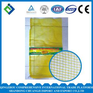 Plastic PP Woven Mesh Net Bag pictures & photos