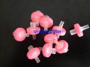 PVDF Lab Syringe Filter 0.22um 0.45um for Clarification pictures & photos