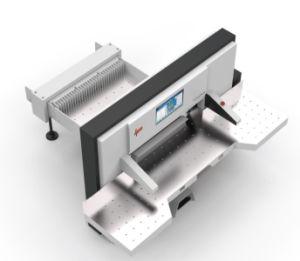 Program Control Paper Cutting Machine (HPM168M15) pictures & photos