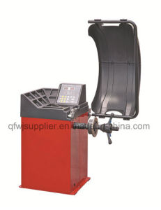 Hand Wheel Balancer Hand-Operated Distance and Wheel Diameter Input pictures & photos