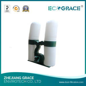 Two Bags Filter Dust Collector for Woodworking pictures & photos