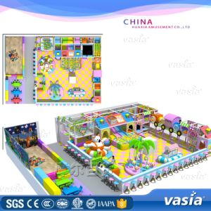 Hot Selling Commercial Children Indoor Playground Equipment, Amusement Park Equipment for Sale pictures & photos