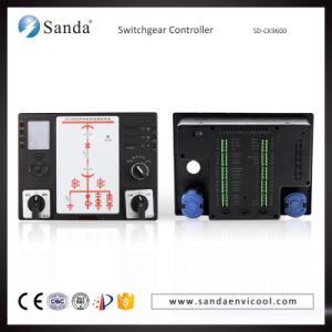 Indoor High Voltage Electrical Control Panel pictures & photos