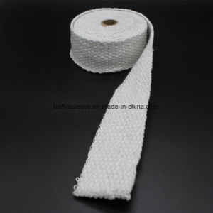 Wire Cable Hose Pipe Tube Protection Fiberglass Knitted Tape pictures & photos