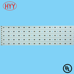 OSP LED PCB Board with UL Approved for LED Floodlight Board (HYY-110) pictures & photos