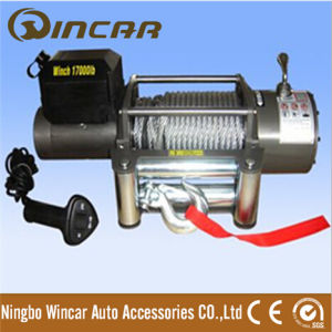 off Road Recovery Equipment Electric Winch pictures & photos