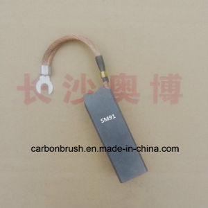 China Carbon Brush SM91 with high quality for hot sale pictures & photos